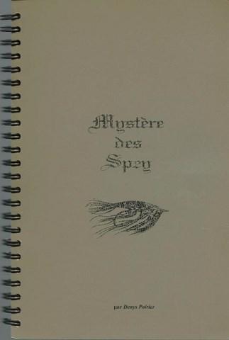 ac0d8a72ecd3d Le livre Mystère des Spey par Denys Poirier