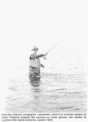 Livre Pêche à la Mouche Chapitre III Le Trio; Canne