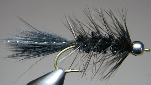 Woolly Bugger Bead Head pour rivière